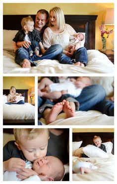 Newborn Lifestyle Photography by Jami West Photography, Renton, WA.