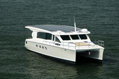 SunCat 46 Solaryacht | Heldth