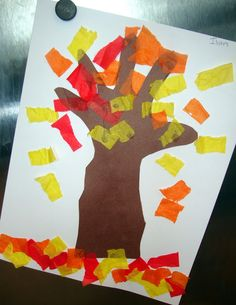 For preschool this week we took a break from the alphabet to do a unit study on fall. I love everything about the fall. It's my favorite ...