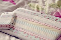 Washi Tape love 1/365 by bridiexo, via Flickr