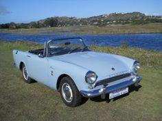 1963 Sunbeam Alpine Series III