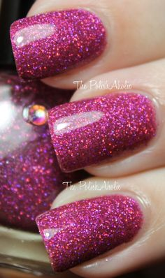 <3 Pretty In Pink (Sparkles!) LOVE This Color! | Little Pretty Things