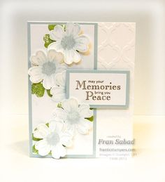 Flower Shop by fsabad - Cards and Paper Crafts at Splitcoaststampers