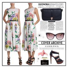 """Eleonora Bonucci 12"" by gaby-mil ❤ liked on Polyvore featuring Nicki Minaj, Elizabeth Arden, Dolce&Gabbana, luxury and eleonorabonucci"