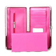 Handbags, Bling & More! Western Pink Camouflage Cross Rhinestone Handbag W Matching Wallet : Matching Sets