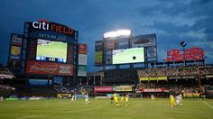 Juventus vs Club America at Citi Field