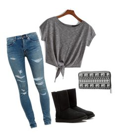 """""""Casual OUTfit"""" by sloaneryn3 on Polyvore"""