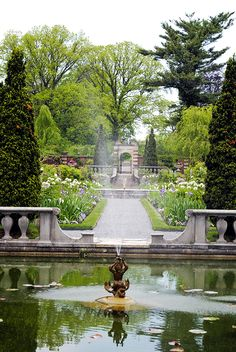 old westbury gardens, long island, new york Old Westbury Gardens, Westbury Manor, Gardens Of The World, Long Island Ny, Paradise On Earth, Water Features In The Garden, Celebrity Travel, Nature Plants, Flowers Nature