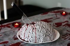How to make realistic gelatin brains - everyone needs to read this!