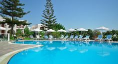 Birikos Hotel Agios Prokopios Birikos Hotel is only steps away from Prokopios Beach. Rooms have balconies, kitchenettes, and air conditioning.  Additional room facilities of the Birikos Hotel include TV and fridge.  Guests are welcome to use the barbecuing facilities.