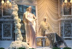 Ralph Lauren Madison Ave. store windows