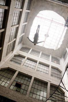 Divergent movie Prior (Shailene Woodley) first jumper Divergent Dauntless, Be Brave Divergent, Divergent Fandom, Divergent Trilogy, Divergent Insurgent Allegiant, Insurgent Quotes, Divergent Quotes, Tfios, Tris Et Quatre