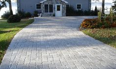 Low Maintenance Landscaping Front Yard Curb Appeal Driveways