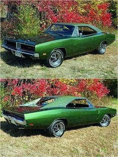 Dodge Charger, second generation (1968 -1970)