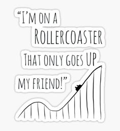 The Fault in Our Stars Rollercoaster Sticker John Green Quotes, John Green Books, Star Quotes, Movie Quotes, Favorite Book Quotes, Best Quotes, Fault In The Stars, Star Stickers, Laptop Stickers
