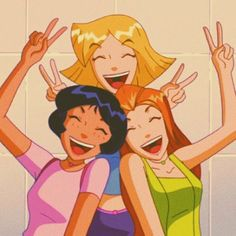 Totally Spies💜
