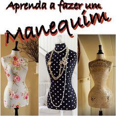 DIY Manequim