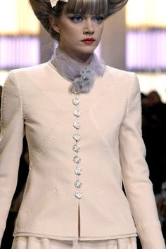 Chanel Spring 2010 Couture Collection Slideshow on Style.com