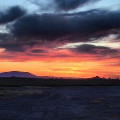 Sunset - Richland WA 2014