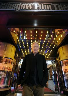 Alan Rickman attends the Scottish Premiere of A Little Chaos at the Glasgow Film…