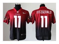 mens arizona cardinals 27 tyvon branch red team color stitched nfl nike elite jersey nfl arizona