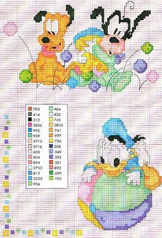 sandylandya@outlook.es  Disney cross stitch