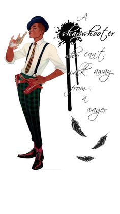 Jesper - Six of Crows by Leigh Bardugo Six Of Crows Characters, Book Characters, Photomontage, I Love Books, Good Books, Funeral, Crooked Kingdom, The Grisha Trilogy, Leigh Bardugo