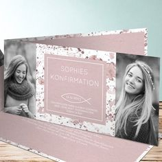 Konfirmations-Impression Frame, Home Decor, Pink, Ideas, Picture Frame, Decoration Home, Room Decor, Frames, Home Interior Design