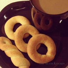 Portuguese biscuits