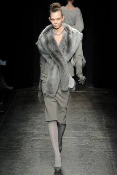 Donna Karan Fall 2011 Ready-to-Wear Collection Slideshow on Style.com