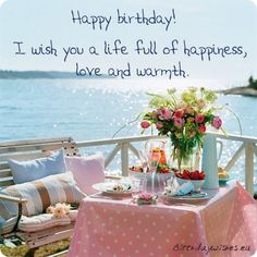 Birthday Wishes To Friend, Birthday Wishes for Friends Happy Bday Wishes, Birthday Greetings For Women, Birthday Wishes Greetings, Birthday Wishes For Friend, Birthday Blessings, Birthday Wishes Quotes, Happy Birthday Messages, Female Birthday Wishes, Birthday Wishes Flowers