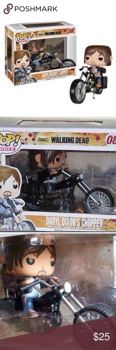 Daryl Dixon Chopper Funko Pop Funko Pop- Special Edition Daryl Dixon Chopper Funko Pop  Cheaper than retail! Funko Pop Other