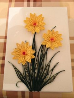 Image result for paper quilling instructions