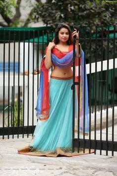 Half Saree Lehenga, Anarkali Dress, Indian Bridal Sarees, Indian Beauty Saree, Bollywood Actress Hot Photos, Bollywood Fashion, Actress Pics, Indian Navel, Bollywood Bikini
