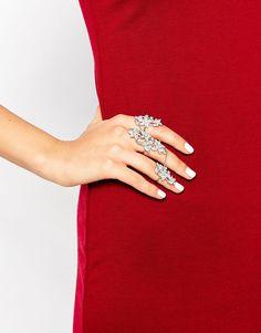 Love Rocks Jewelled Hand Chain saved by #ShoppingIS