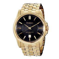 Armitron Men's 204662BKGP Gold-Tone Stainless-Steel and Black Dial Dress Watch (Watch)  http://www.amazon.com/dp/B003QZJIB8/?tag=quickdiet0f-20  B003QZJIB8