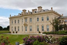 Private Residence Cotswolds, United Kingdom, Built 2018 English Manor Houses, English House, Neoclassical Architecture, Classic Architecture, Cotswold House, Townhouse Exterior, American Mansions, Townhouse Designs, Dream Mansion