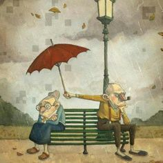 Care for each other...even if you are angry with him/her