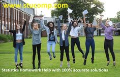 Statistics Homework Help with accurate solutions Statistics, Homework, Benefit, The 100, Knowledge, Student, Education, Onderwijs, Learning