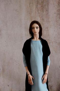 Авторские шарнирные куклы - Мария