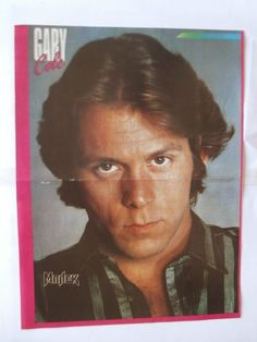 Gary Cole Mini Poster from Greek Magazines clippings 1970s 1990s | eBay