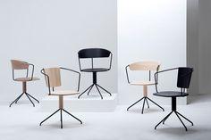 Uncino A #chair by Ronan & Erwan Bouroullec