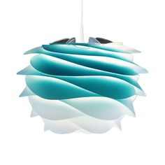 Vita Carmina Mini Shade in Azur | Pendants | Lighting | Heal's