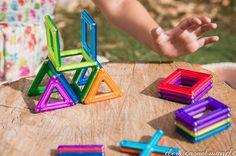 Jugar a construir: nuestros materiales Waldorf y Reggio Emilia   De mi casa al mundo