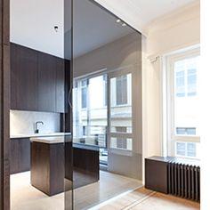 Project O - Antwerpen | Britt Van Namen interieurarchitect