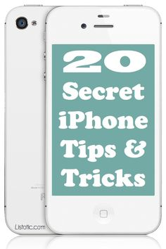 20 Awesome iPhone Tips & Tricks (with pictures)