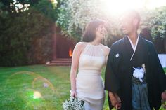 A Sweet Rustic Wedding in Spain with Cute Japanese Details | En Route Photography