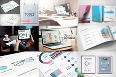 [82% Off] Infographic Mega Bundle by Infographic Template Shop on @creativemarket