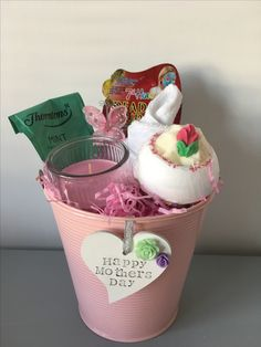 Mother's Day tub of love £12