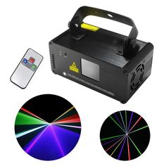 103.54$  Watch now - http://alirns.shopchina.info/go.php?t=966581405 - New IR Remote DMX 512 Mini 400mW RGB Full Color Laser Stage Lighting Scanner DJ Dance Party Show Projector Lights DM-RGB400  #magazine